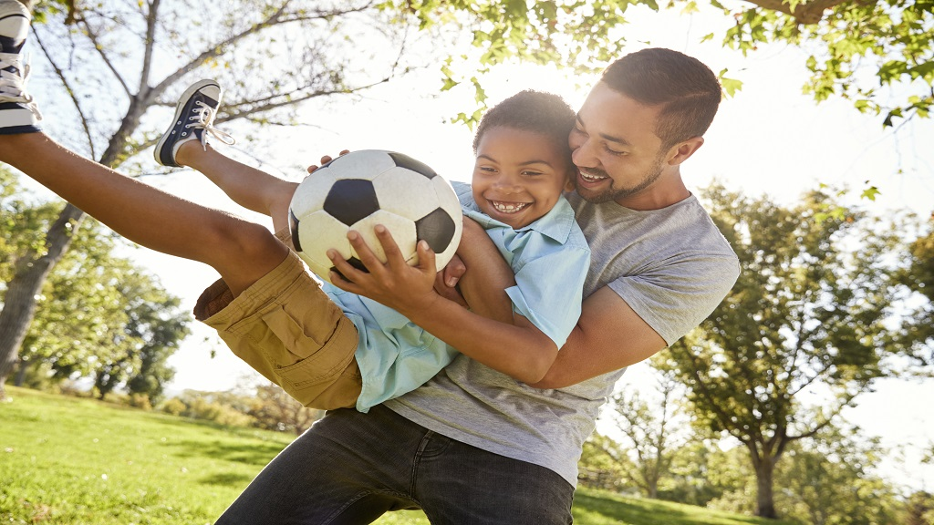 """This year attendees will be encouraged to """"Believe the Ball"""" by Andre Virtue, Motivational Football Coach and Director at Ballaz International and Transformational and leadership trainer Sean Williams.(Photo via iStock)"""