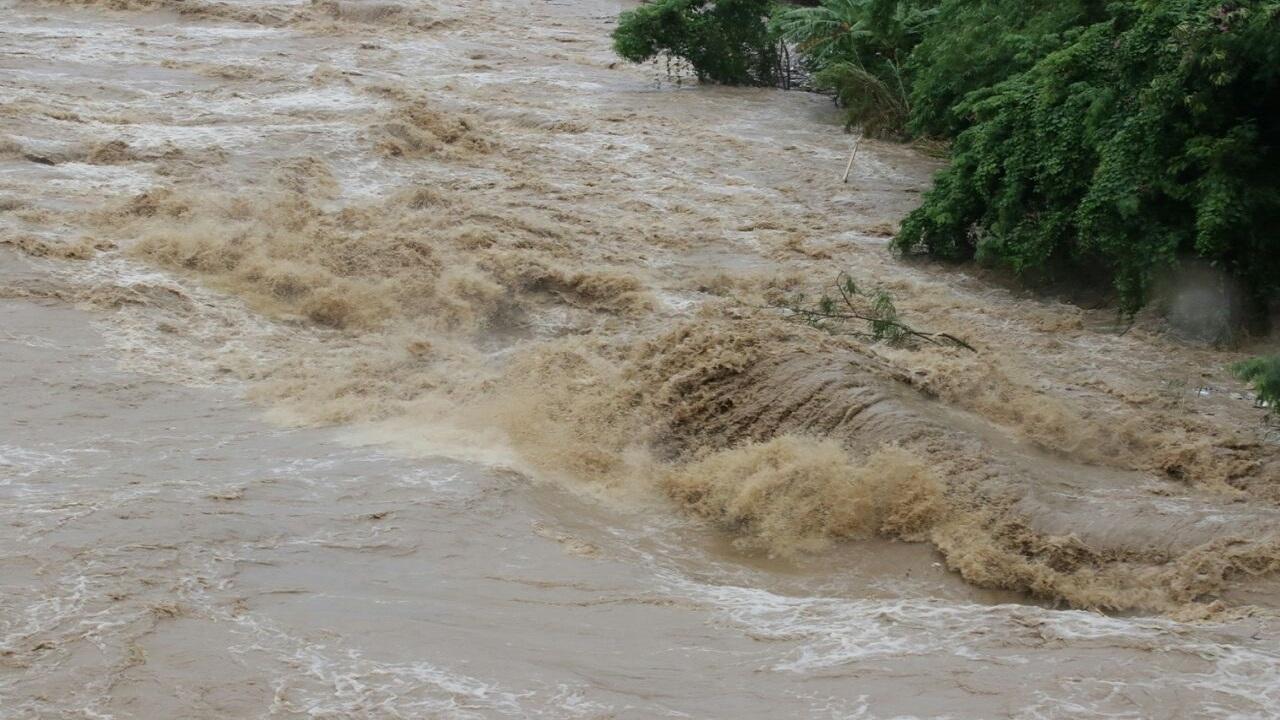 The Rio Cobre