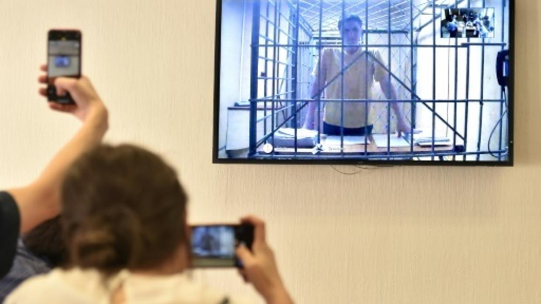 Russie: peine confirmée pour un blogueur condamné à 5 ans de prison pour un tweet