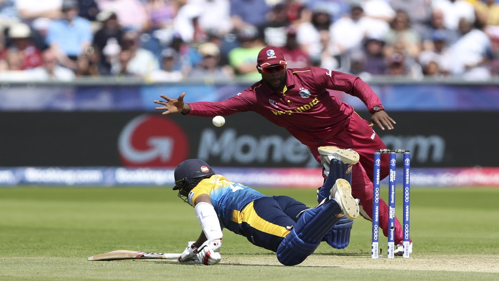 Jamaica and West Indies left-arm spinning allrounder Fabian Allen.