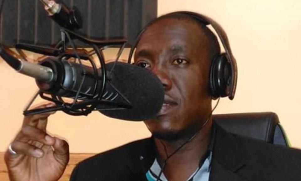 Photo du journaliste, Néhémie Joseph. Facebook/Archives.