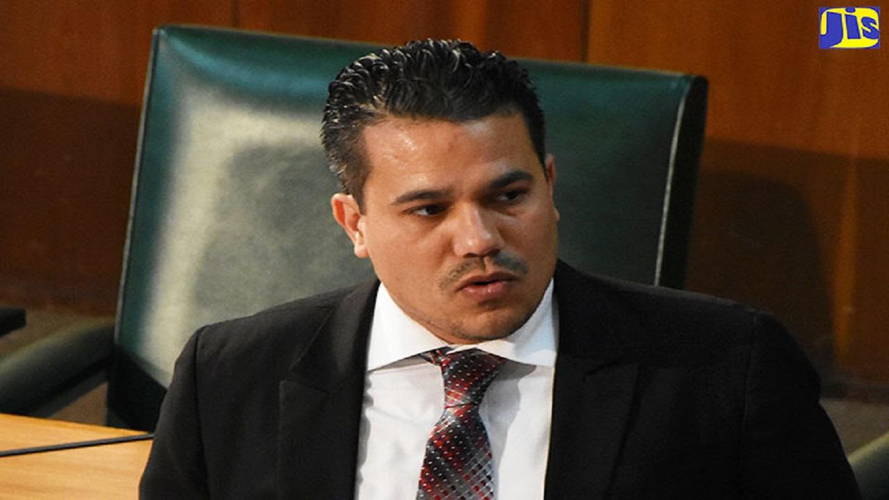 Senator Matthew Samuda