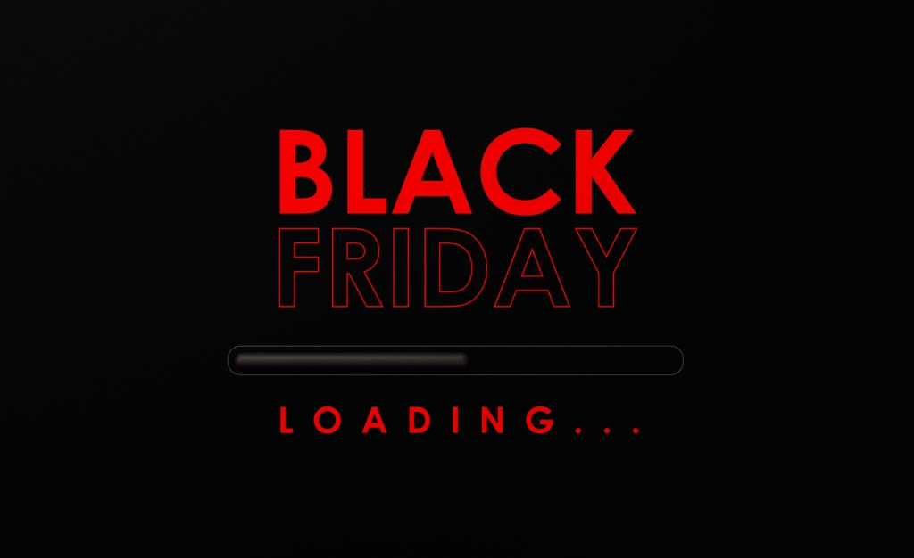 Black Friday loading...