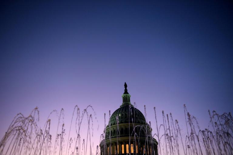 Le Capitole, siège du Congrès américain à Washington, le 14 octobre 2019