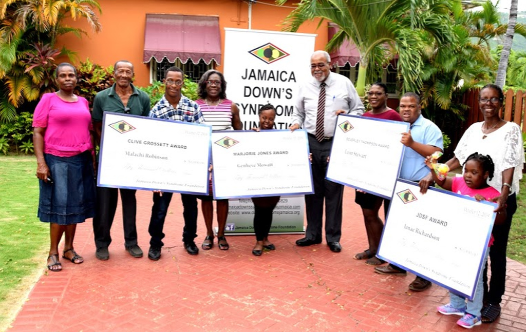 The Jamaica Down's Syndrome Foundation has been doing its part for the past 12 years to make the lives of those living with Down syndrome, a little easier.