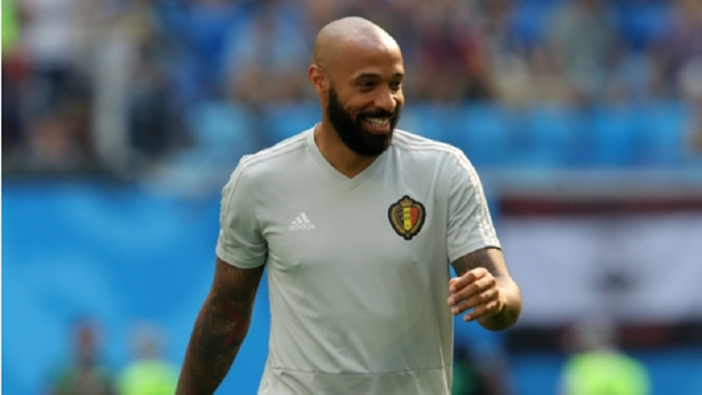 Thierry Henry has been named as the new coach of Montreal Impact.