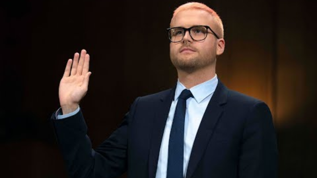 Cambridge Analytica whistleblower Christopher Wylie testifies before Congress via Guardian News.