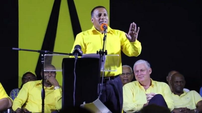 Minister for Economic Development, Housing, Urban Renewal, Transport and Civil Aviation in St Lucia Guy Joseph