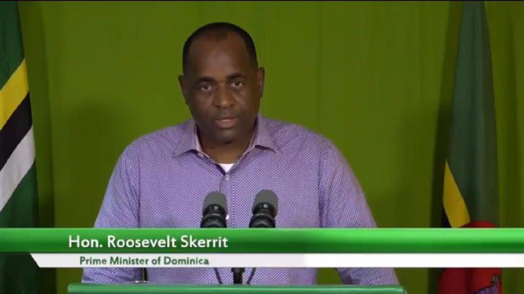 (Photo: Dominican Prime Minister Roosevelt Skerrit)