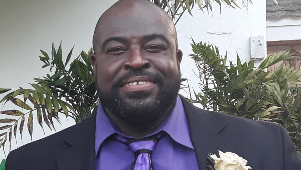 Photo: Police corporal Frank 'the Tank' Isaacs was tragically killed after a vehicle in which he and his family were travelling collided with a red-band maxi near Olton Road and the Priority Bus Route on November 7, 2019.