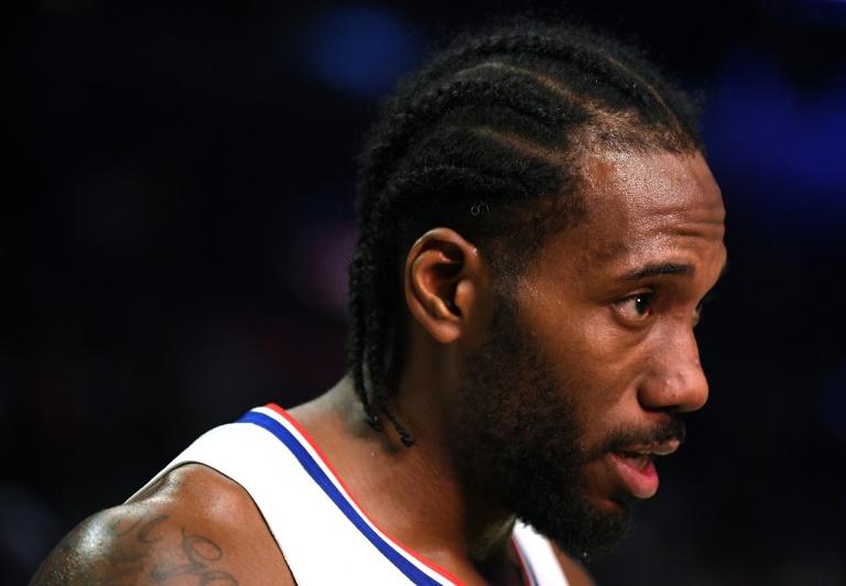 Les Clippers des Kawhi Leonard, vainqueurs de Toronto le 11 novembre 2019 au Staples Center, ont remporté le choc contre les Boston Celtics