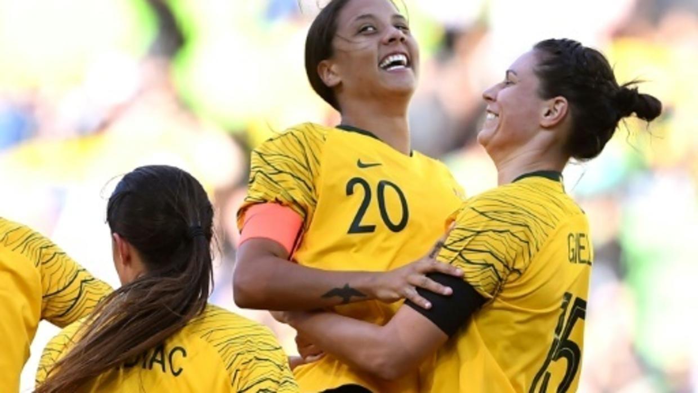 Australie: les footballeuses internationales seront payées comme les hommes