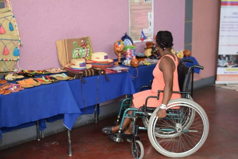 Archives. Page Facebook/L'Union des Femmes à Mobilité Réduite (UFMORH).