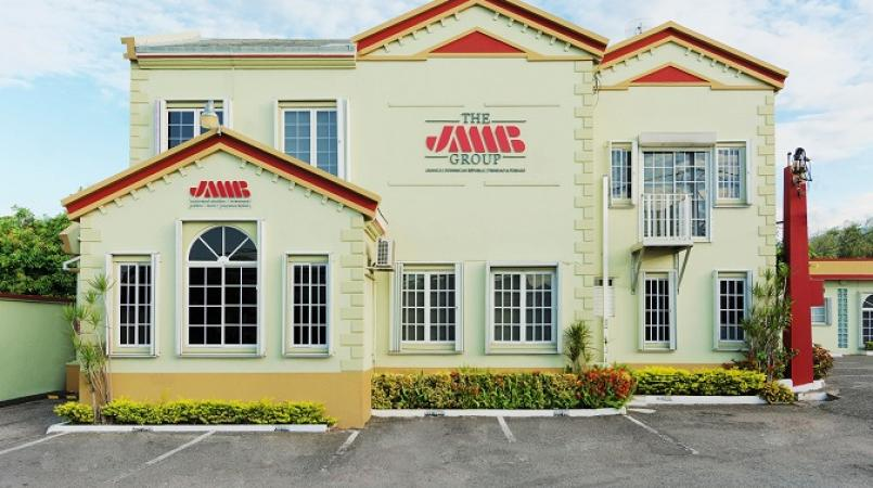 The JMMB headquarters in Jamaica.