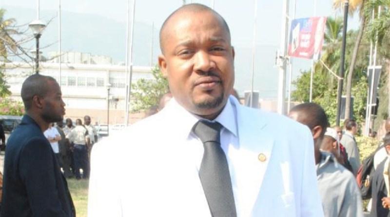 Le député de Port-Salut, Bertrand Sinal
