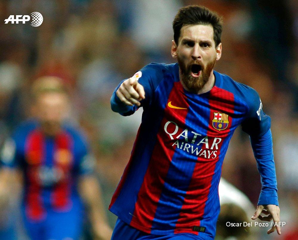 L'argentin, Lionel Messi