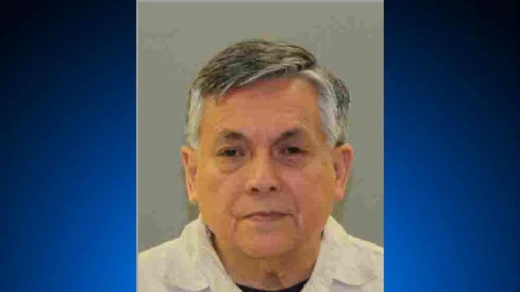 Mugshot of Dr Ernesto Torres via CBS.