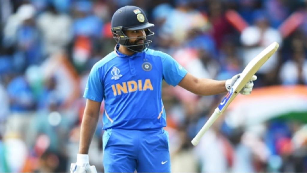 India batsman Rohit Sharma.