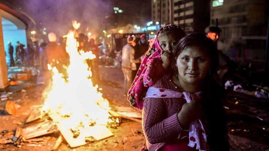 Cuba nie être derrière les mouvements sociaux en Amérique latine