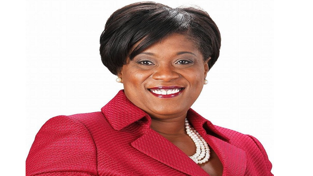 EXIM Bank Managing Director, Lisa Bell