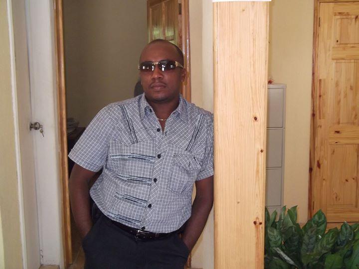 Jean Juniold Juste, directeur départemental de l'EDH/Grand'Anse. Crédit photo: Jean Juniold Juste/Facebook