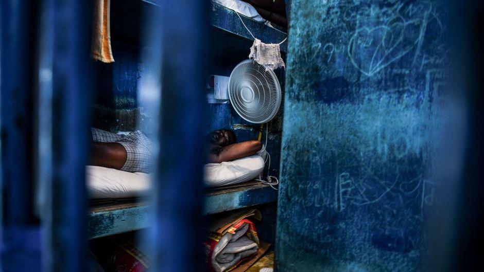 Plus de nourriture dans certaines prisons haïtiennes