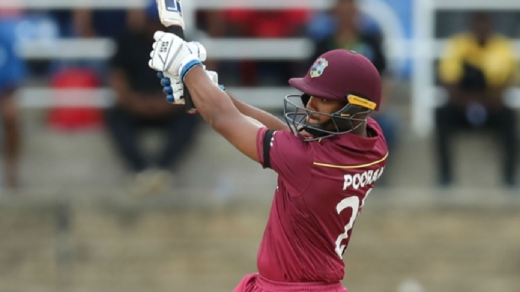 Nicholas Pooran was suspended for ball tampering.