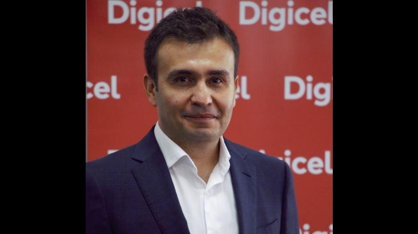 Digicel Trinidad and Tobago CEO, Jabbor Kayumov