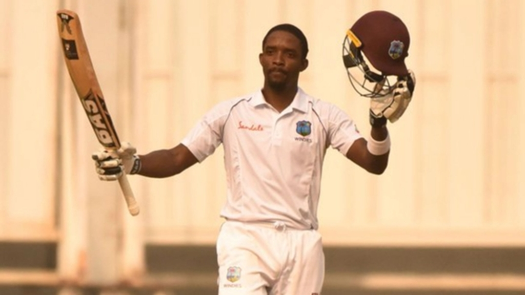 West Indies batsman 