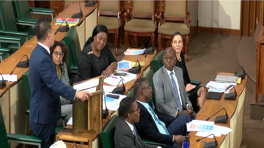 In his contribution to the State of the Nation Debate in the House recently, Senator Samuda said generating increased fish yields was a national priority, from the environmental as well as socio-economic perspectives.