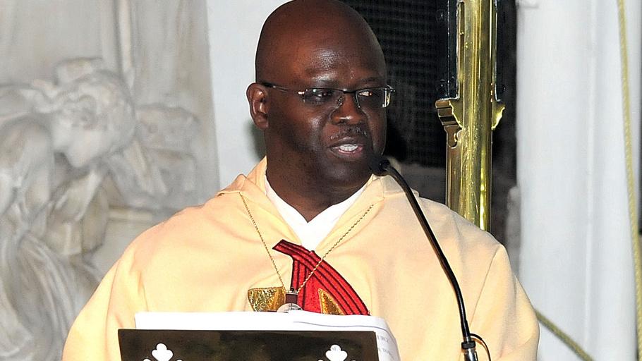 Anglican Bishop Claude Berkley