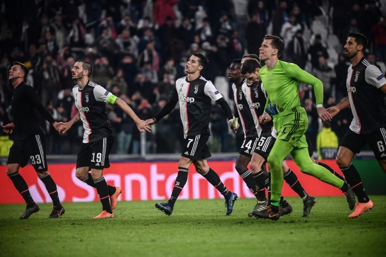 Mission accomplie pour la Juventus victorieuse de l'Atletico Madrid, le 26 novembre 2019 à Turin