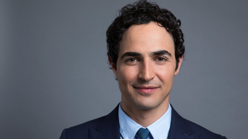 "In this July 31, 2017 file photo, Zac Posen poses for a photo to promote his new documentary, ""House of Z"" in New York. Posen is shutting down his namesake label. Posen, 39, said he was ""deeply saddened that the journey of nearly 20 years has come to an end."" He launched his label in 2001. (Photo by Amy Sussman/Invision/AP, File)"