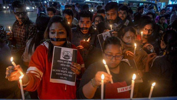 Indignation en Inde: nouveau cas de viol collectif suivi d'un meurtre