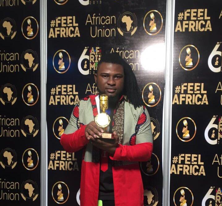 Photo: @AFRIMAWARDS