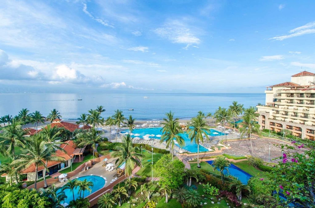 Photo courtesy CasaMagna Marriott Puerto Vallarta Resort, Mexico