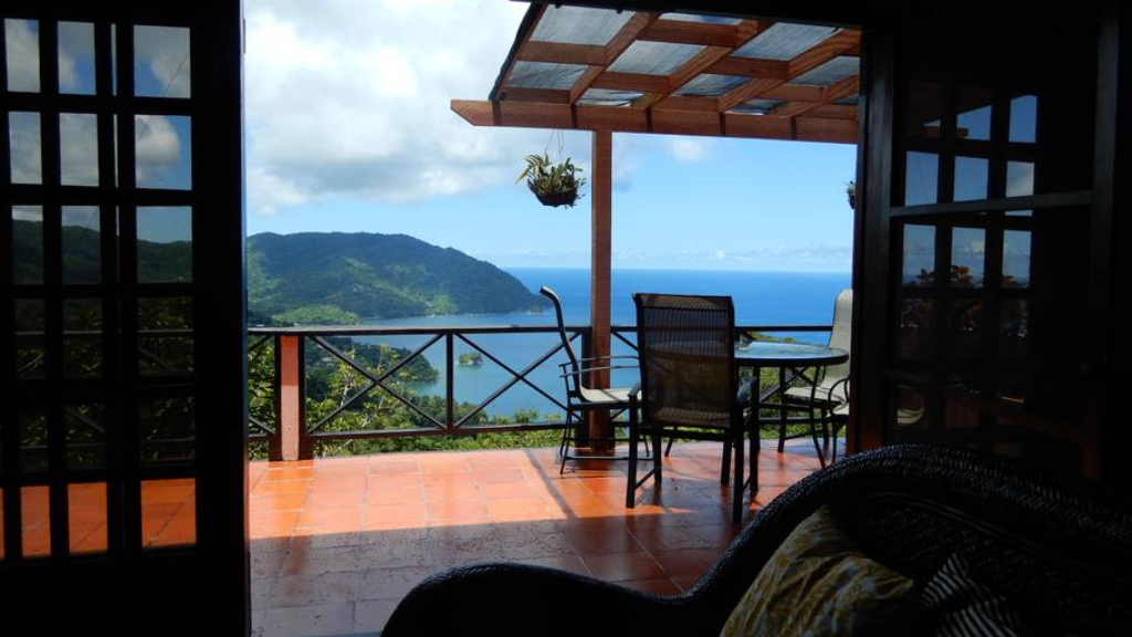 Chachalaca Villa in Charlotteville, Tobago