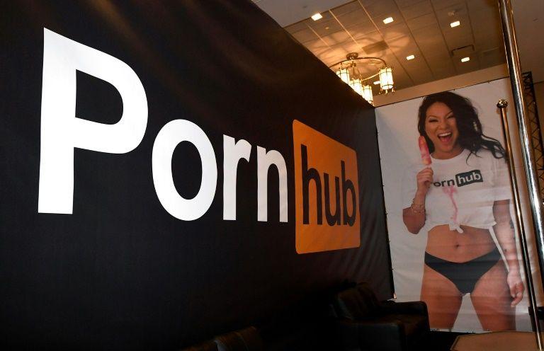 révélations de contenus sexuels impliquant des enfants sur Pornhub ont incité des grands groupes à prendre leurs distances avec le site  afp.com - Ethan Miller