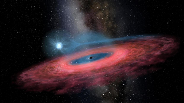 Des scientifiques découvrent un énorme trou noir dans la Voie Lactée