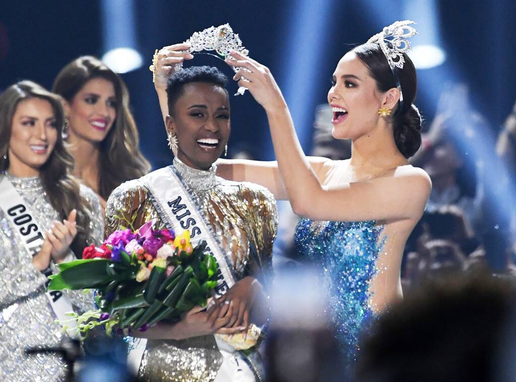 Zozibini Tunzi, Miss Univers 2019 / Photo : AFP