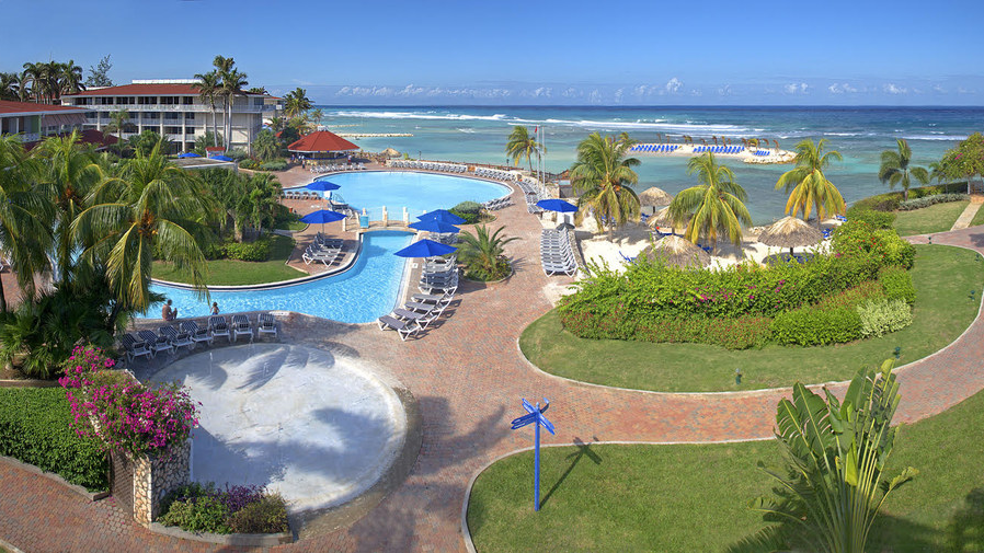 The Holiday Inn Resort, Montego Bay, Jamaica