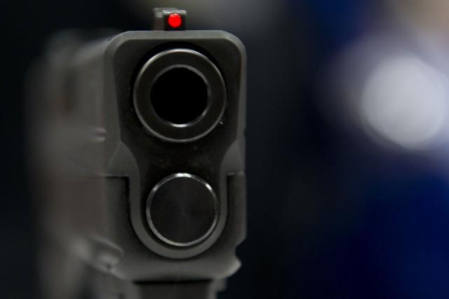 Illustration : Arme à feu.