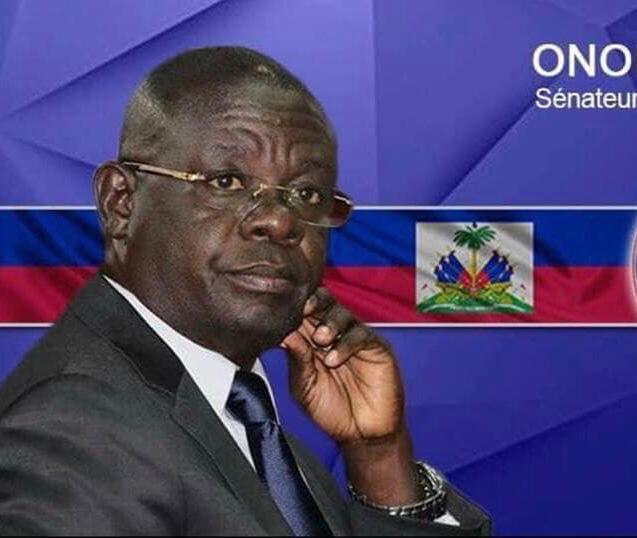 Le sénateur Onondieu Louis