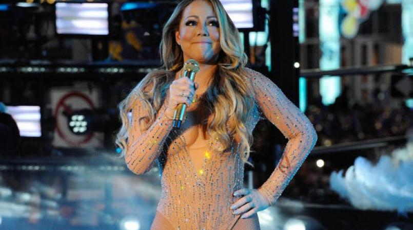 Mariah Carey (FILE)