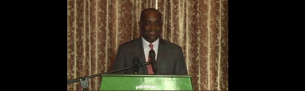 Dominican Prime Minister Roosevelt Skerrit