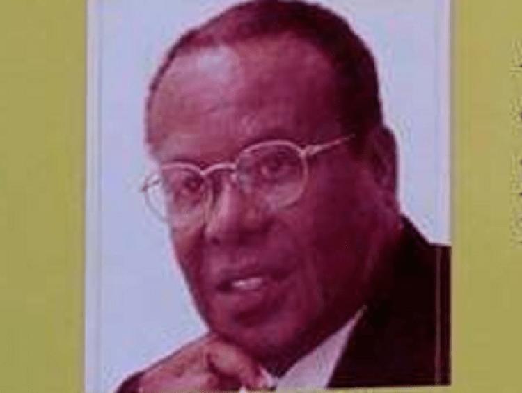 Le professeur Eddy Arnold Jean décédé ce mardi 17 décembre des suites d'une poussée d'hypertension artérielle