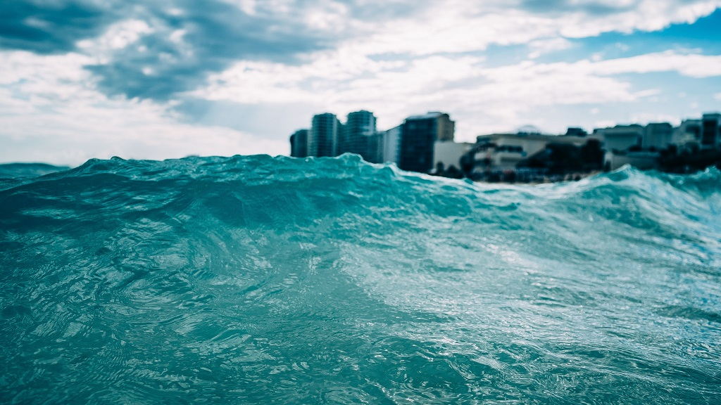 New projection: Faster rising seas forecast in South Florida