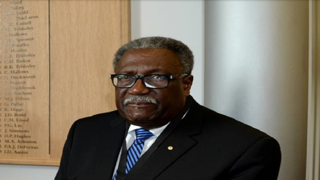 Former West Indies captain Clive Lloyd.