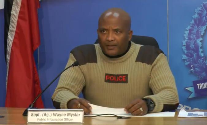 ASP Wayne Mystar, Public Information Officer