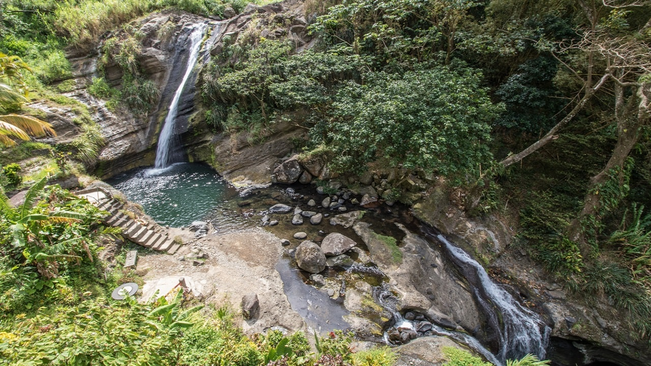 (Image: Concord Falls in Grenada, by Andrew Moore via Flickr)
